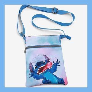 ❗️NEW❗️Loungefly Lilo & Stitch Crossbody Bag